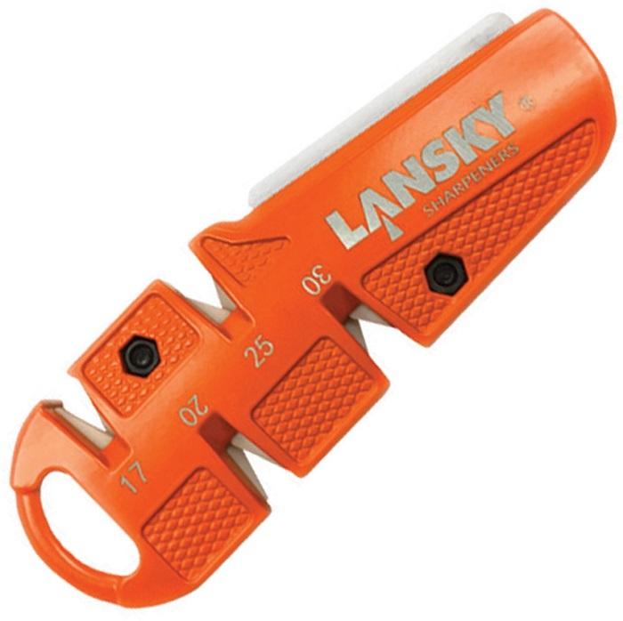 ランスキー/LANSKY マルチアングル C-Sharp セラミック シャープナー 携帯用 万能 【メール便配送可】