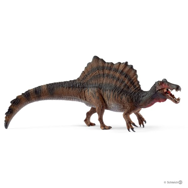 Schleich (シュライヒ)  スピノサウルス(ブラウン)15009 (動物,フィギュア)
