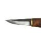カウハバンプーッコパヤ/Kauhavan Puukko Paja モウトヴィサ #207 ブラウン プーッコ ナイフ Mout Visa Knife