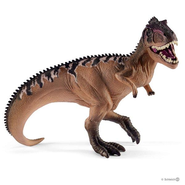 Schleich (シュライヒ)  ギガノトサウルス(ブラウン)15010 (動物,フィギュア)