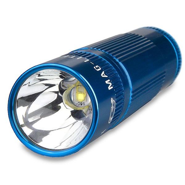 【アウトレット品】マグライト/MAGLITE 5モード LED フラッシュライト XL200 青 懐中電灯【送料無料】