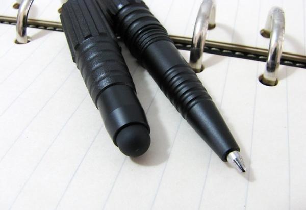 【メール便】日本正規品 シュレード/タクティカルペン5  スタイラス仕様 ブラック SCPEN5BK