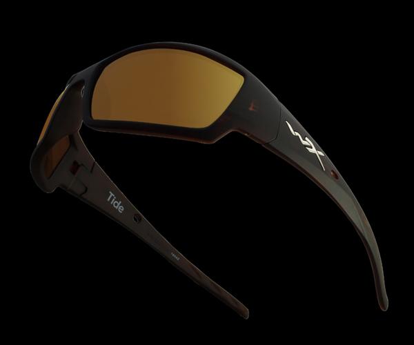 【Wiley X】ワイリーエックス  タイド TIDE 04 偏光 ゴールドミラー サングラス