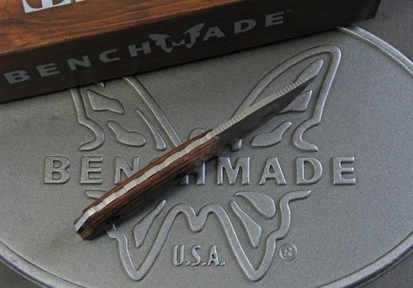ベンチメイド/BENCHMADE 15016-2 グリズリー・クリーク アクシス フォルダー ガット