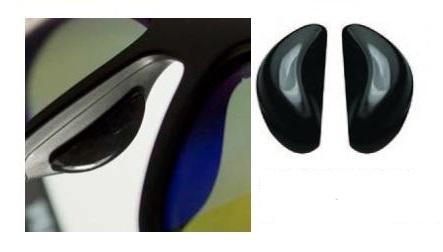 【Wiley X】ワイリーエックス/エスケープパッド 2.8mm ブラック シリコンブラック【メール便配送可】