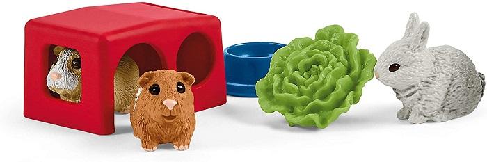 Schleich (シュライヒ) ウサギとモルモットのあそび場 42500
