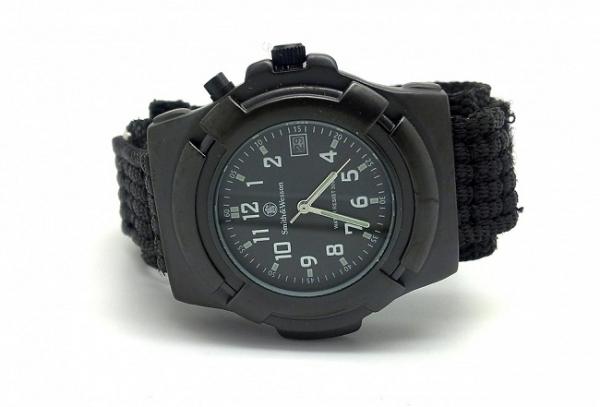 送料無料 スミス&ウェッソン/S&W ミリタリーウォッチ 腕時計 SW11B-グロウ