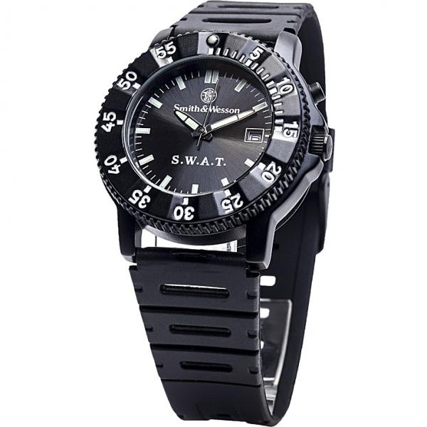 送料無料 スミス&ウェッソン/S&W スワット(SWAT) ミリタリーウォッチ 腕時計 SW45