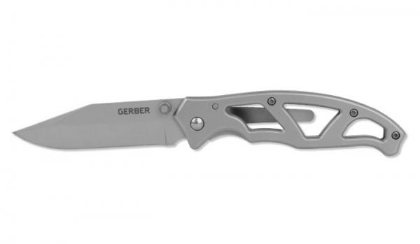 【メール便配送可】ガーバー GERBER パラフレーム1 直刃 折畳み ナイフ G8444