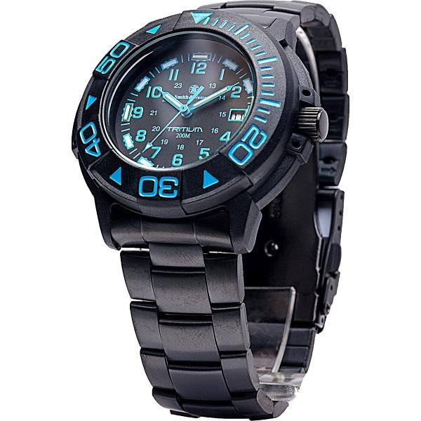スミス&ウェッソン/S&W  DIVER ダイバー  ウォッチ 発光トリチウム 腕時計 SW900BL