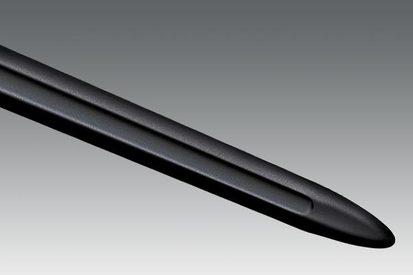コールドスチール/COLD STEEL 鍔付 トレーニング 樹脂製 ダガー ソード CS92BKD