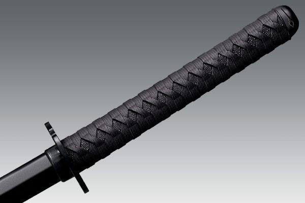コールドスチール/COLD STEEL 新型 O ボッケン 鍔付 トレーニング樹脂製刀 CS92BKKD