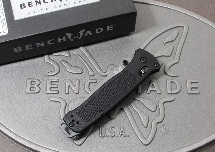 ベンチメイド 537GY ベイルアウト 直刃 折り畳みナイフ ,BENCHMADE BAILOUT folding knife【日本正規品】