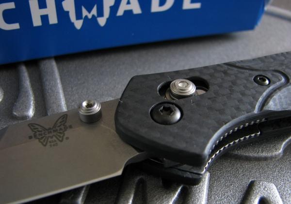 ベンチメイド/BENCHMADE 940-1 直刃 Osborne Carbon ナイフ