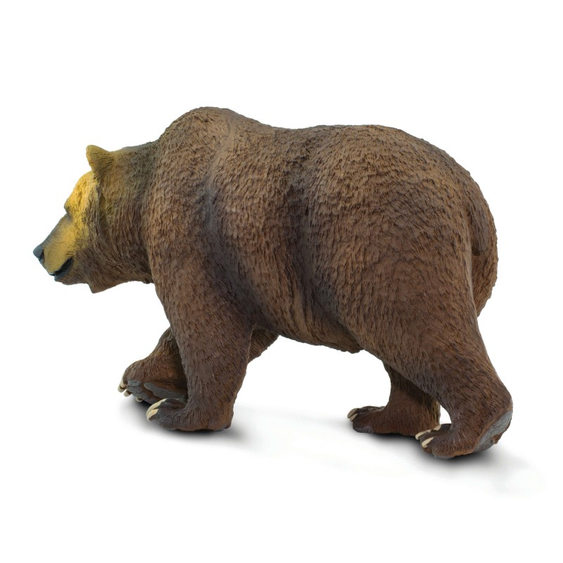 safari (サファリ) グリズリーベア 100274