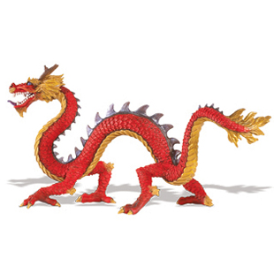 safari (サファリ) チャイニーズ ドラゴン 10135