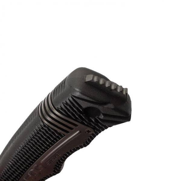 ソグ/SOG シール ストライク DXシース ブラック コンビ刃 ナイフ ファイヤースターター内蔵