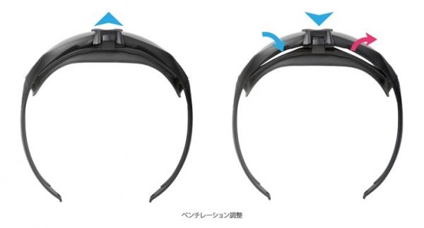 【送料無料】ESS クロスボウ (Crossbow)サングラス 用 GASKET ガスケット 黒