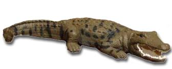 サイエンス&ネイチャー オーストラリア ワニ(イリエワニ) 75460 (動物,フィギュア)