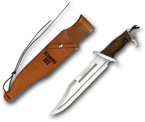 ランボー/RAMBO  スタンダード サバイバルナイフ RB3