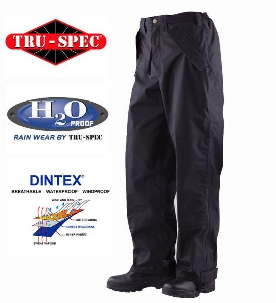 新型 トゥルースペック/ TRU-SPEC H2O ECWCS 全天候型 パンツ ブラック M