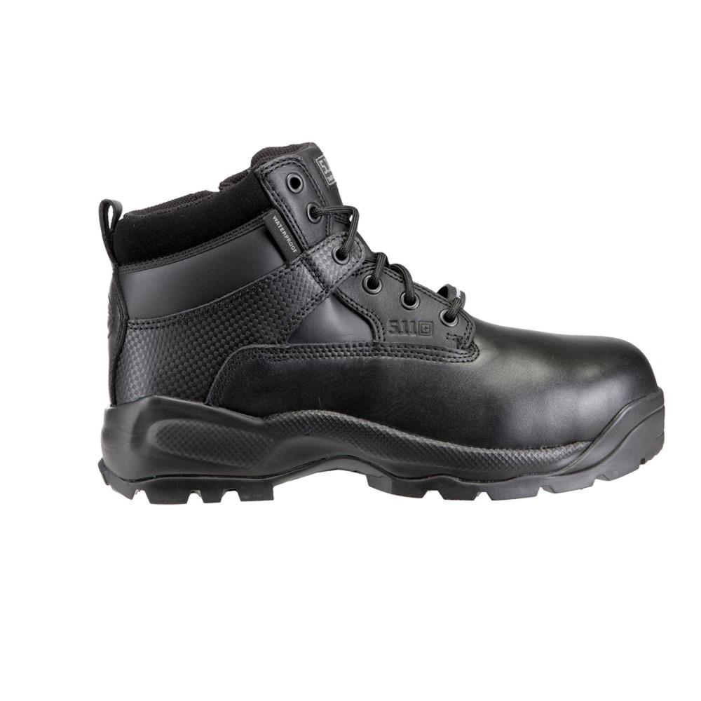軍用 5.11 ファイブイレブン タクティカル ASTM シールド6 サイドジッパーブーツ レギュラー仕様 防水/安全靴 (28cm/10インチ)