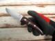 Bark River / バークリバー ナイフ #BA02157MBC ガードレス ドロップポイントハンター CPM-154/ブルゴーニュ キャンバス マイカルタ Drop Point Hunter