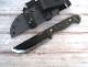 コンドル/ツール&ナイフ SBK ストレートバック ナイフ 1075カーボン マイカルタ ハンドル CONDOR