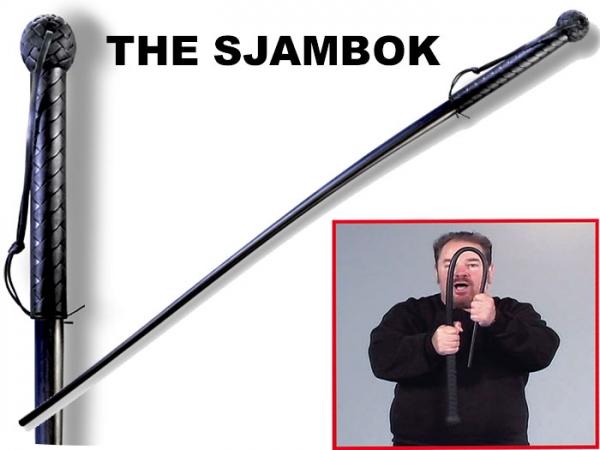 コールドスチール/COLD STEEL 95SMB The Sjambok 鞭 ムチ