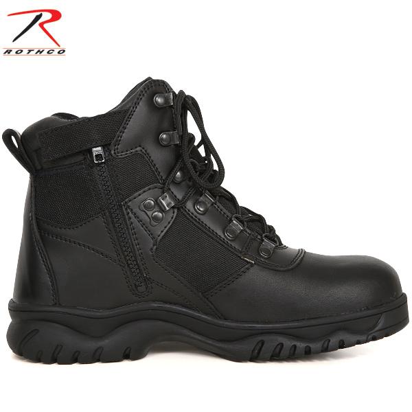 ロスコ/ROTHCO レザー サイドジッパーウォータープルーフ ブーツ WT(防水靴) 27cm 5190