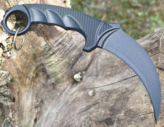 コールドスチール/COLD STEEL FGX カランビット 非金属製ナイフ CS92fk【メール便配送可】