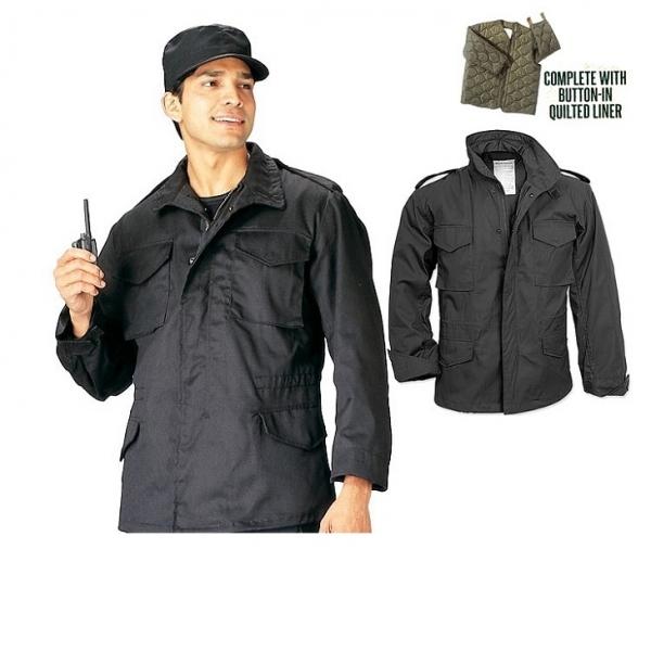 ロスコ/ROTHCO M-65 フィールド ジャケット ウッドランドデジタル S 8590