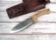 コンドル/ツール&ナイフ ピクタス ナイフ 1095カーボン ヒッコリー ハンドル CONDOR PICTUS