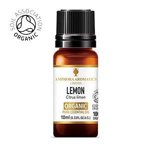 レモン オーガニックアロマオイル 10ml