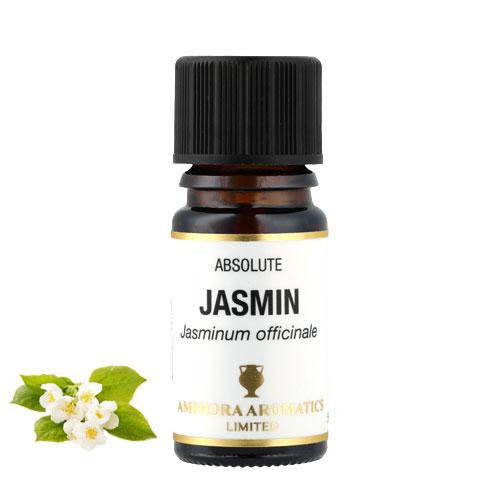 ジャスミン 5ml アロマオイル(英国製/AEAJ表示認定精油)