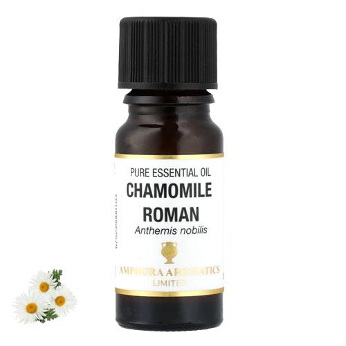 カモミール・ローマン アロマオイル 10ml(英国製/AEAJ表示認定精油)