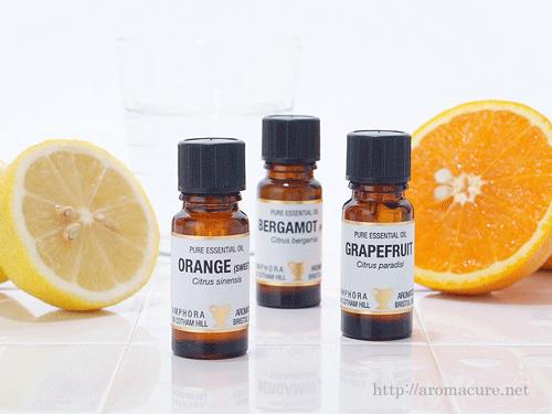 柑橘アロマギフトボックス <送料無料><リボン包装付>