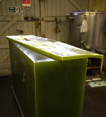 グリセリンソープ ラベンダー 125g