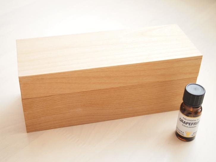 アロマオイル12本 木製ボックスセット <送料無料>