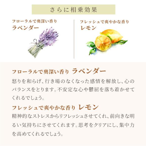 マインドフルネス フランキンセンス5mL+レモン5mL