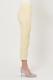 ストレッチパンツ キュープサイドギャザーテーパードパンツ レディース 日本製 M L LL 3L