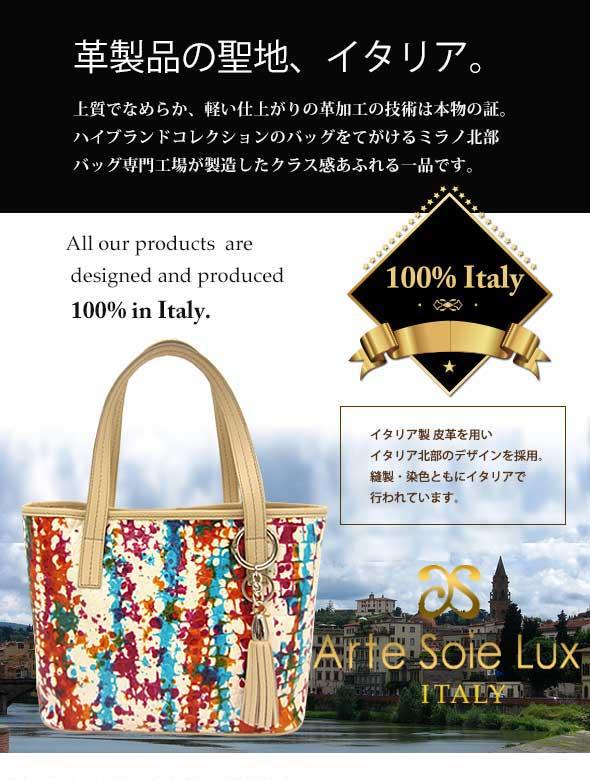 【特別価格】イタリア製 本革レザーバッグ アルテソワ リュクス カステラーリ