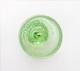 小島泰治 「流彩」グラス/緑