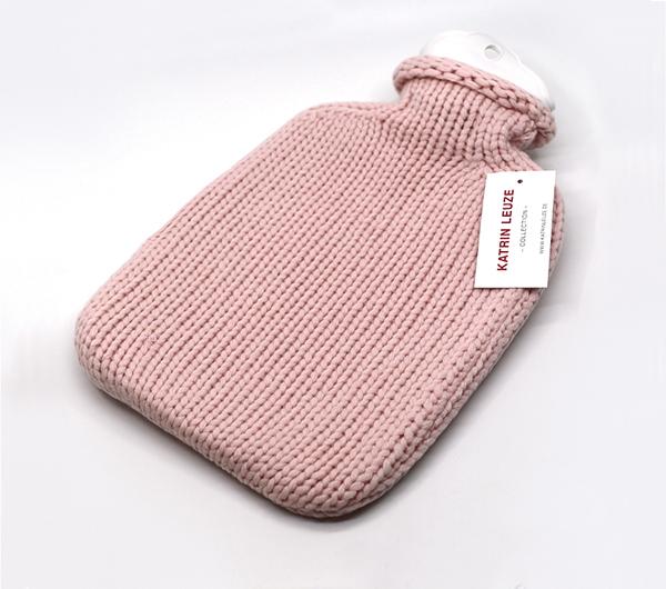 Katrin Leuze Collection/湯たんぽ/カシミア混/light pink