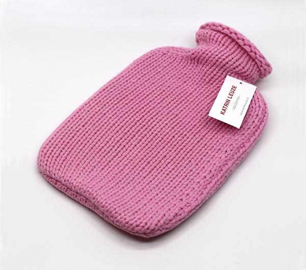Katrin Leuze Collection/湯たんぽ/カシミア混/pink