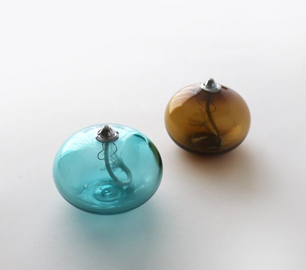 池内康祐 「oval」 オイルランプ