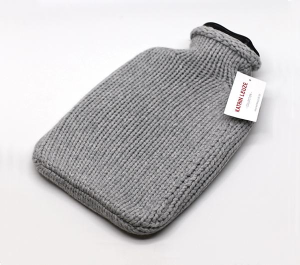 Katrin Leuze Collection/湯たんぽ/カシミア混/grey mel
