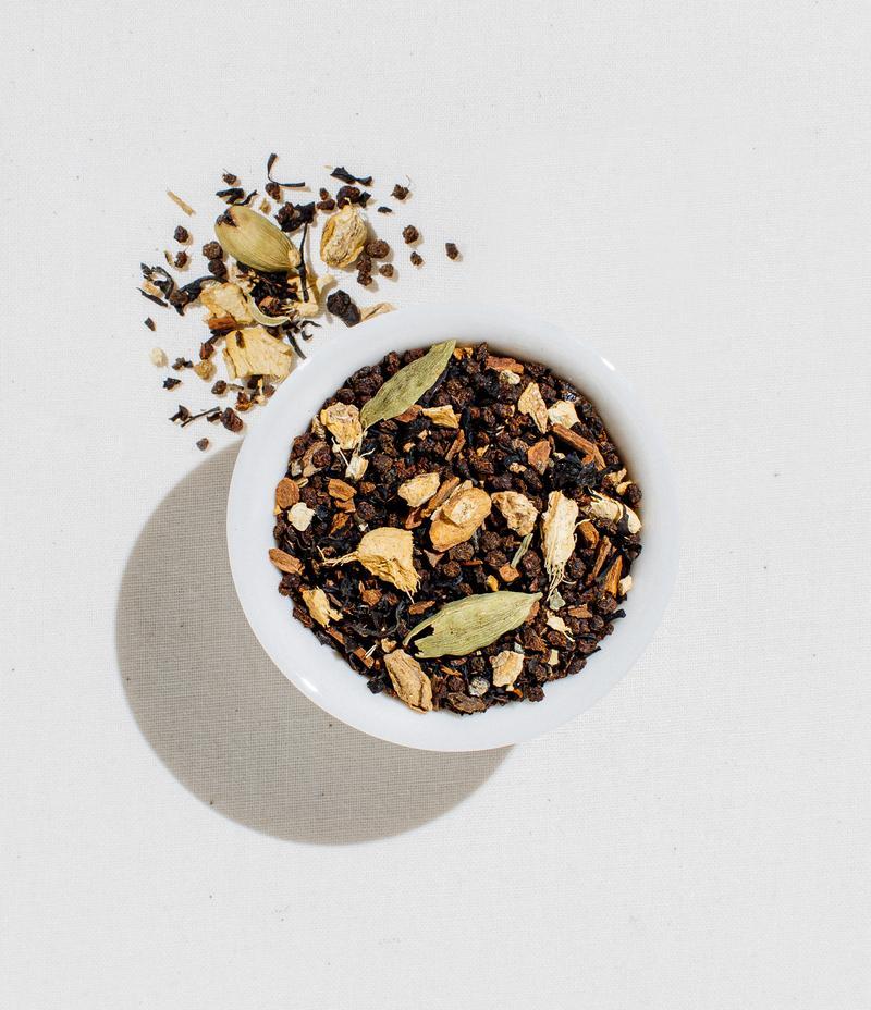 オーガニック マサラチャイ(Tali's Masala Chai)/有機紅茶