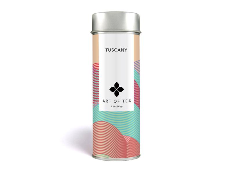 オーガニック トスカニー(旧アモーレティー)/有機白茶/Award Winning