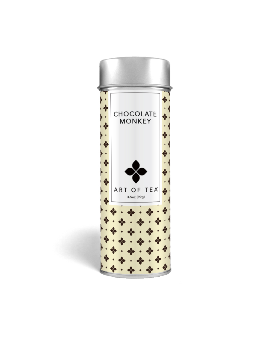 チョコレートモンキー(Chocolate Monkey)/ルイボスフュージョンデザートティー